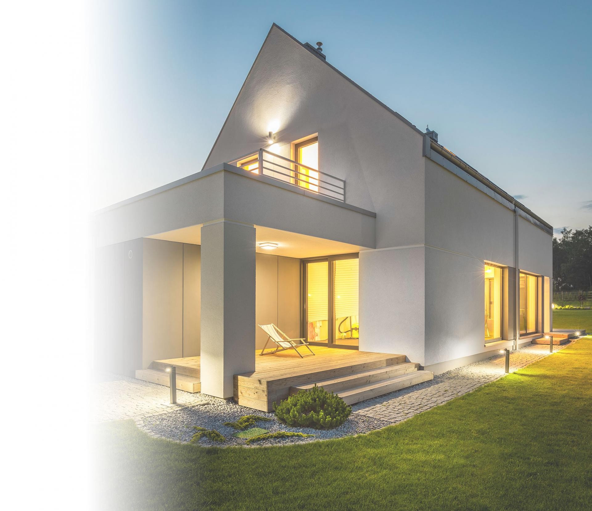 Image of Modern Home