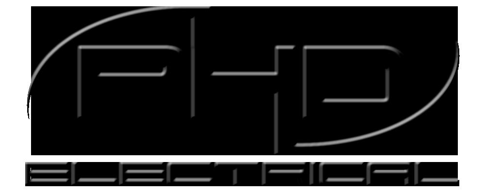 Phd Electrical Logo