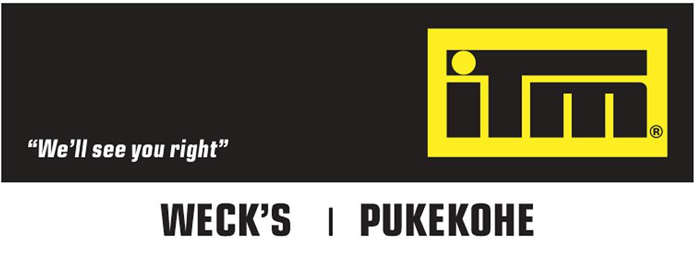 Itm Wecks Pukekohe Logo